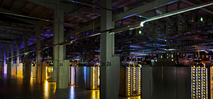 Kilometers servers