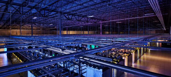 Multifunctionele servers