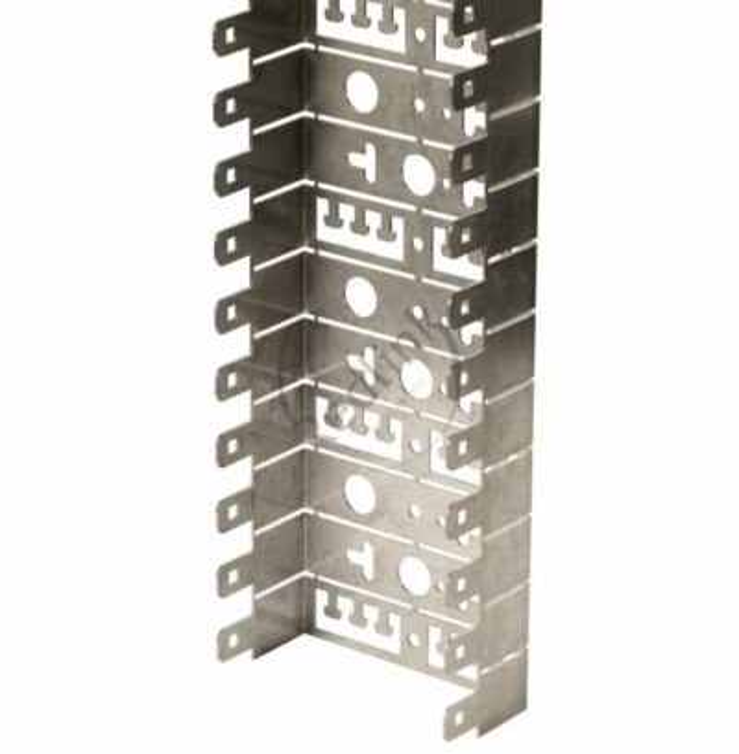 Redlink, LSA montage frame, Rastermaat 25mm, H20.5mm x B104mm x D50mm