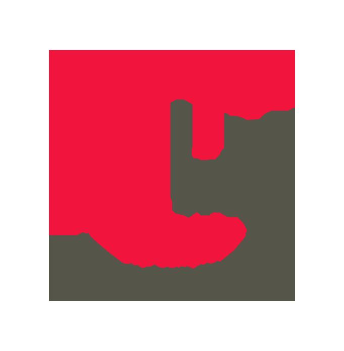 Redlink, Opbouwdoos 2v met stofklep, Ral9010, wit, leeg tbv keystones