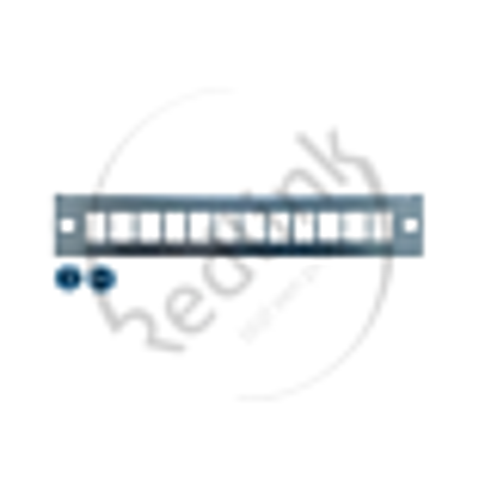 Datwyler, CP Box + deksel, IP20, metaal, excl. 12v Frontplaat, excl.slot