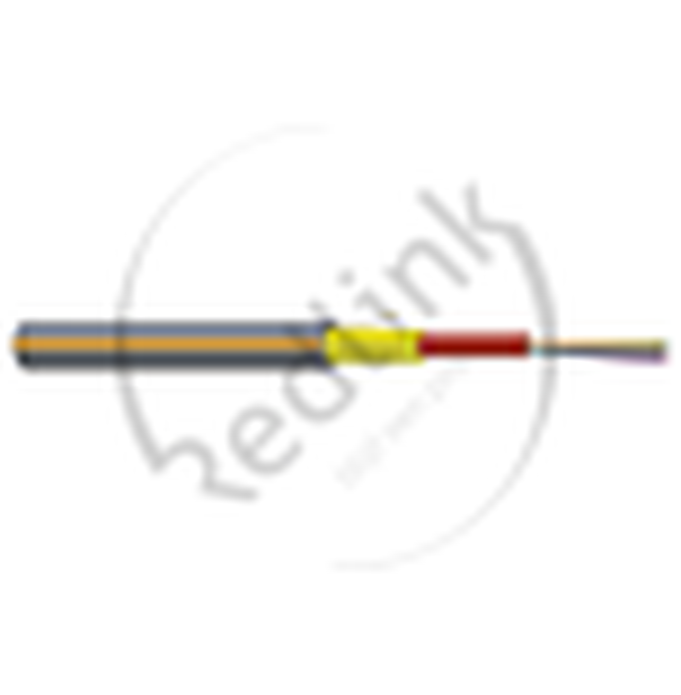 Datwyler, FO kabel, OS2, 12v(1x12)Outdoor ZKT Micro, A-DQ(ZN)2Y, G652.D BLO, Fca, Zwart Oranje