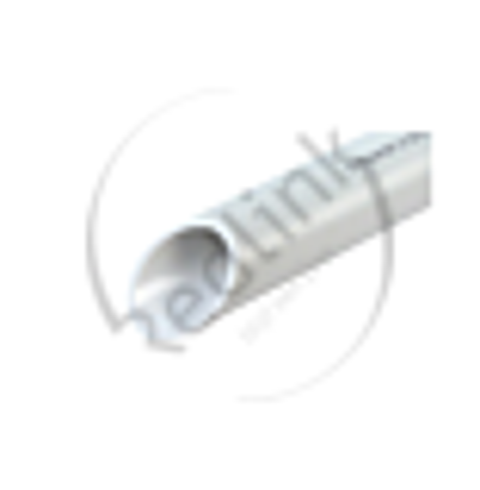 Frankische, Buis halogeenvrij zonder mof, KEMA KEUR, 19mm, L 4m, Lichtgrijs
