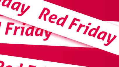 Red Friday Weekend