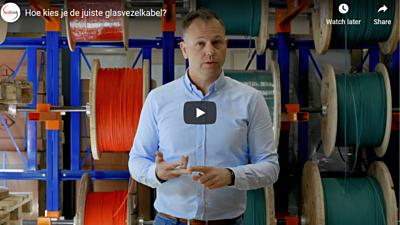 Video: Hoe kies je de juiste glasvezelkabel?