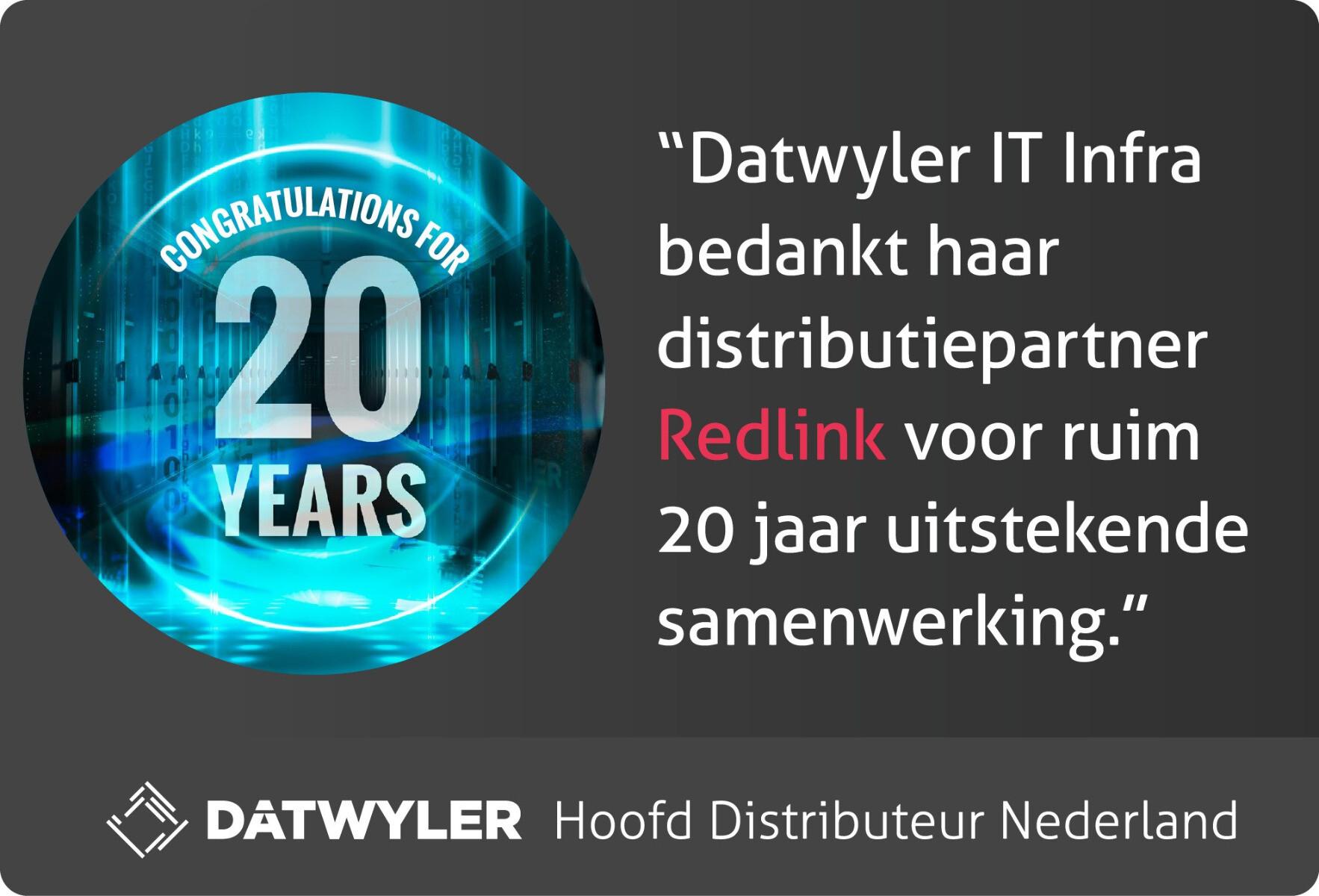 20 jaar Datwyler Partner