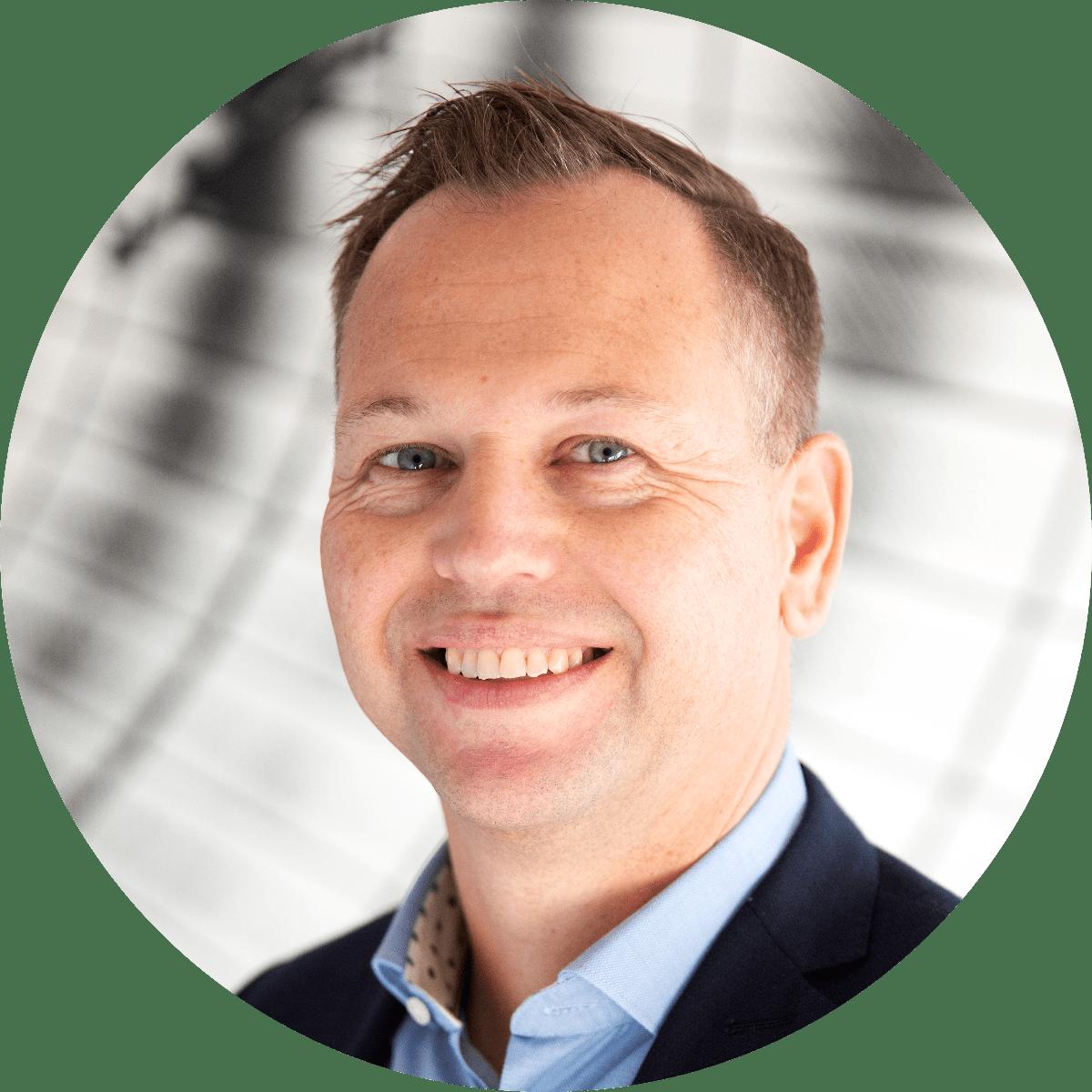 Jeroen de Graaf | Redlink data specialist voor het elektrotechnisch bedrijf